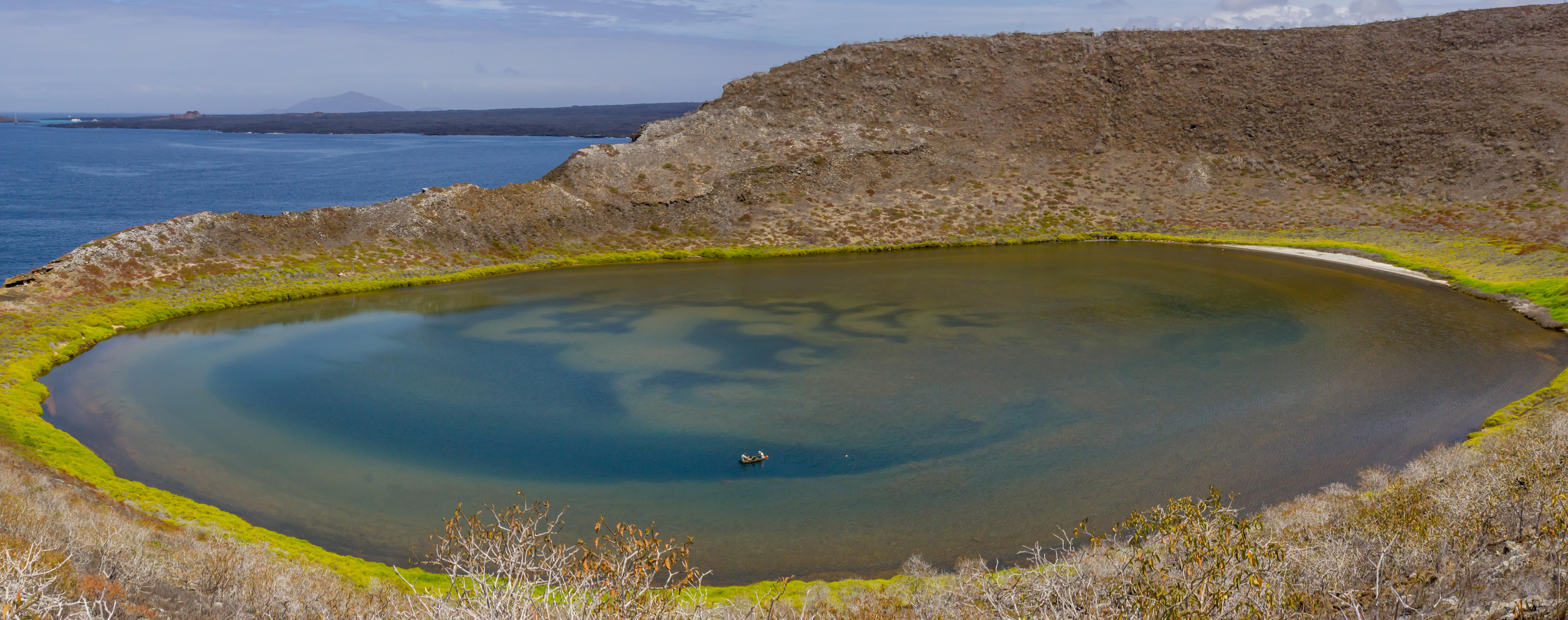 Galapagos Lake Reconstructions (photo credit: Stephan Hlohowskyj)